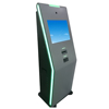 High quality 19 inch touch screen customized banknote payment kiosks terminal for mall