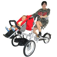 hot sale foldable 3 wheel stroller bicycle seebaby stroller price for sale