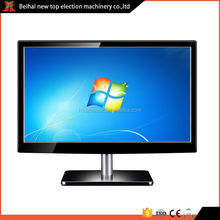 White square hot sale pillar mounted led monitor screen