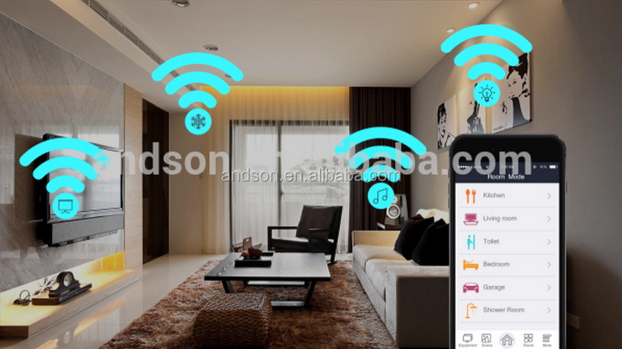 bluetooth smart home gateway