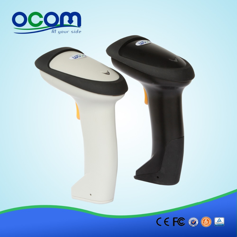 OCBS-W700:handheld wireless barcode scanner/barcode scanner with memory support android
