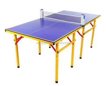 d1057b1be TT Mini Mesa de tenis de mesa de Ping Pong para los niños y la familia
