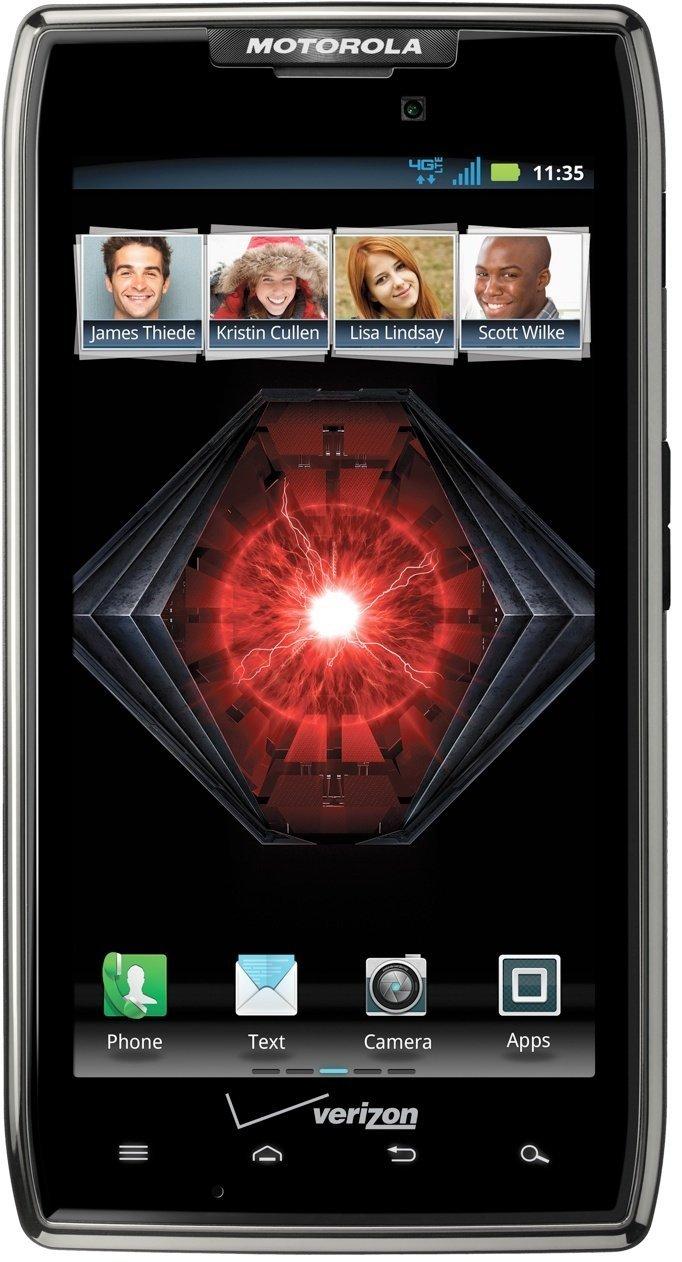 Motorola DROID RAZR MAXX, Black 32GB (Verizon Wireless)