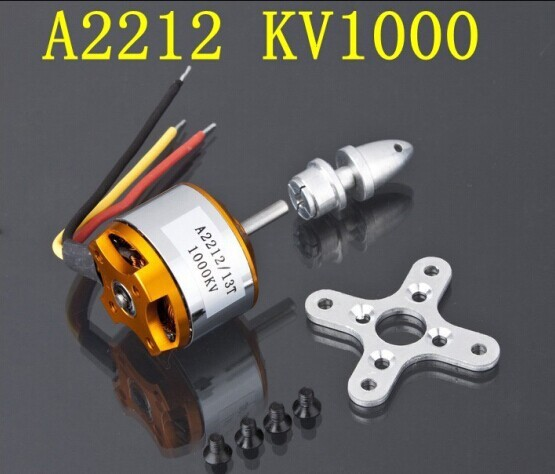 Brushless Motor New West XXD 2212  KV900 / KV1000 / KV1400 / KV2200The