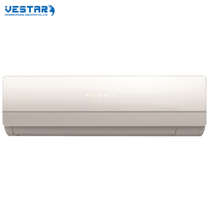 Cooling rapidly double split air conditioner
