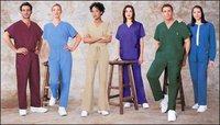 Dickies medical scrubs uniform