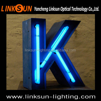 The Classic Typewriter Font Neon Letter Light - Buy Decorative Neon  Lights,Neon Tube Light,Merry Christmas Letter Light Product on Alibaba com