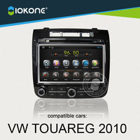 Factory supply android car audio with 3G/WIFI/ISDB-T/Capacitive screen For VW Touareg 2010