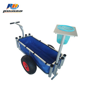 Hot Selling Garden Tools Fishing Carts