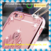 Best selling Luxury phone case with diamond,diamond stone phone case