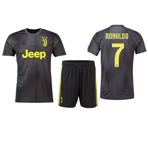 d9c883464 Best quality Serie Home away Juventuses shirt RONALDO DYBALA 201819 HIGUAIN  soccer jersey football 2018 shirt size S-XL man kit