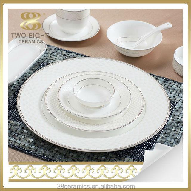 Wholesale unique restaurant dinnerware restaurant plates and bowl porcelain modern plate & China Restaurant Plates And Bowl Wholesale ?? - Alibaba