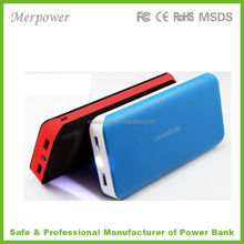 Hot selling products 50000 mah backup battery charger power bank for mobile phones