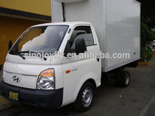 aluminium van truck box cargo carrier tricycle