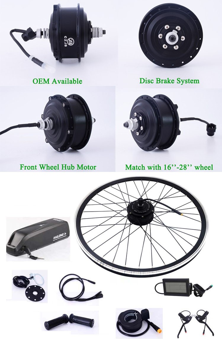 92Q cheap electric bike hub motor conversion kit