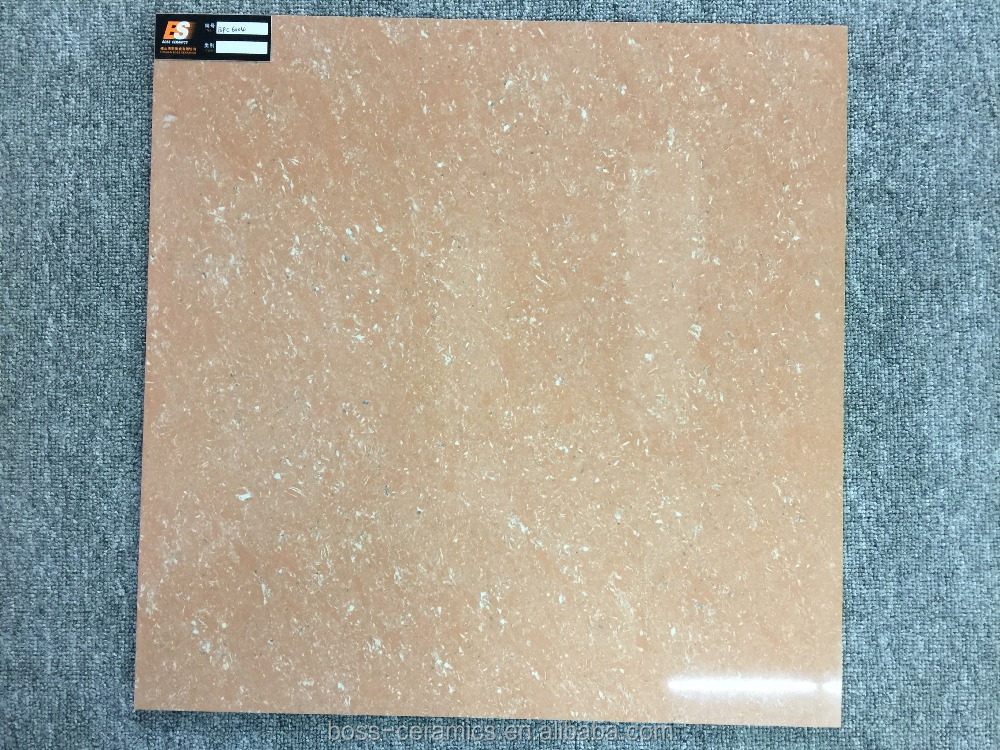 Cheap price First choice crystal 24*24in red double loading Polished Tiles