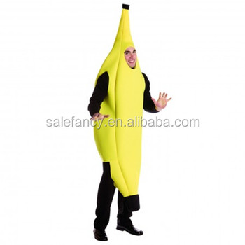 Adult pajama party costumes easy man cosplay banana flasher costume QAMC-0017  sc 1 st  Alibaba & Adult Pajama Party Costumes Easy Man Cosplay Banana Flasher Costume ...