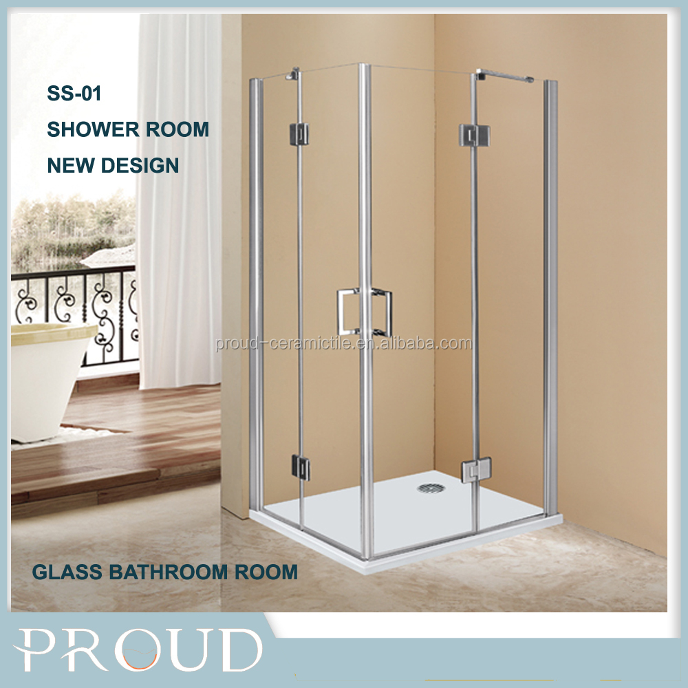 SIMPLE COMFORT ROOM DESIGN WHOLE SHOWER ROOM SS-01