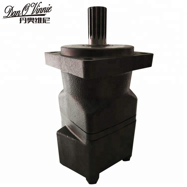 piston vibrating poclain ms11 hydraulic motor