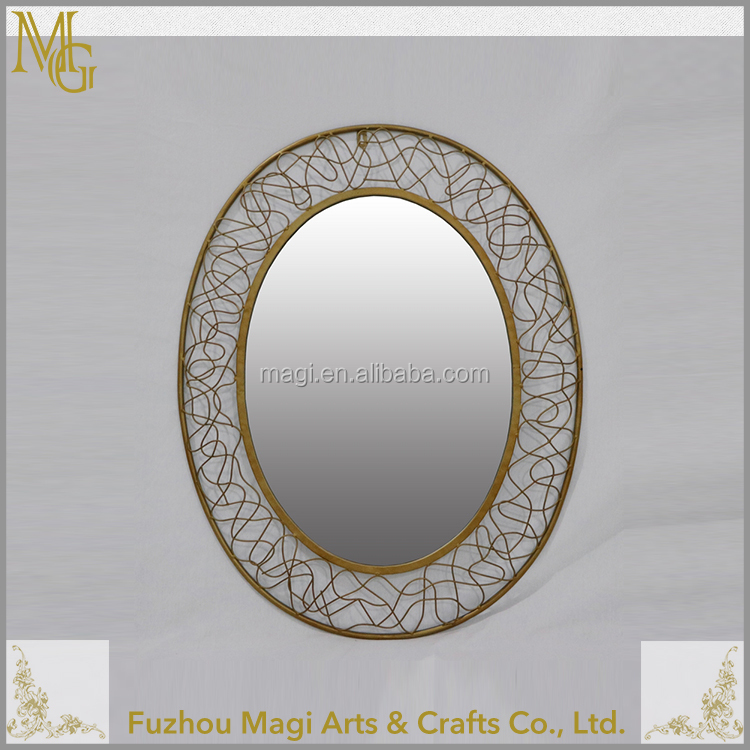 Catálogo de fabricantes de Marco De Espejo Oval de alta calidad y ...
