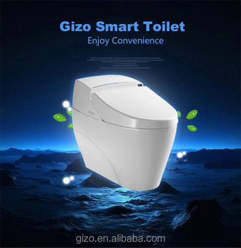 2017 hot sanitary ware smart bidet heated electric automatic toilet seat