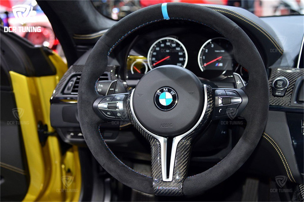 Steering Wheel For Bmw X5m X6m F85 F86 M Series M5 M6 M2