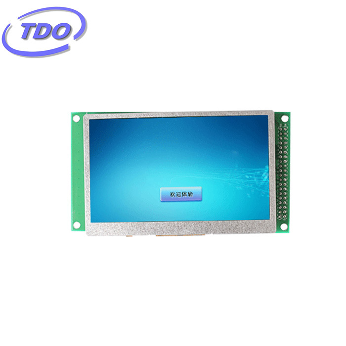 4.3inch LCD module with 8 bit Parallel MCU interface and 16 bit parallel MCU interface
