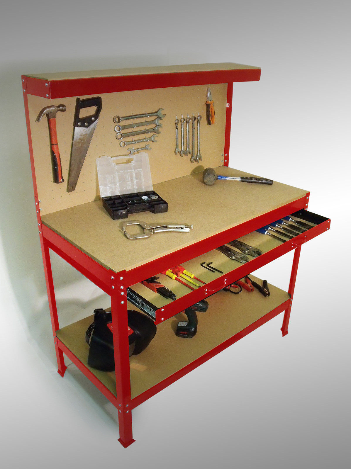 Workforce workbench closetmaid suite symphony 25-in tower kit