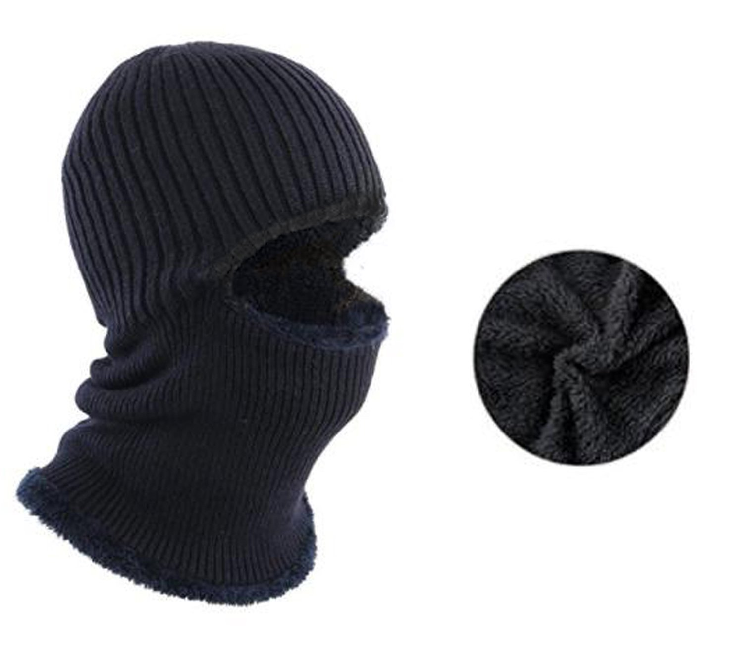 c0e29fa04a9 Get Quotations · FOCUSAIRY Ski Mask Windproof Winter Hats for Skiing  Snowboarding Hiking Cycling