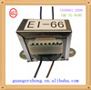 high quality Low-frequency EI--66 transformer