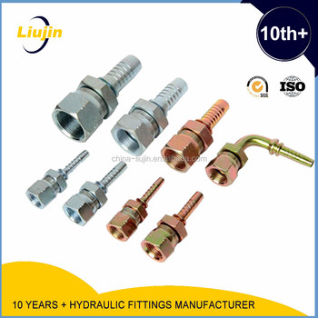 Ningbo Yinzhou Liujin manufacture hydraulic hose end fittings  sc 1 st  Alibaba & Ningbo Yinzhou Liujin Manufacture Hydraulic Hose End Fittings - Buy ...