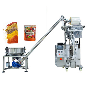 Oxtail Soup Powder Packing Machine Hot Selling In Southeast Asia
