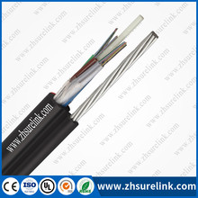 self supporing single mode fiber optic cable