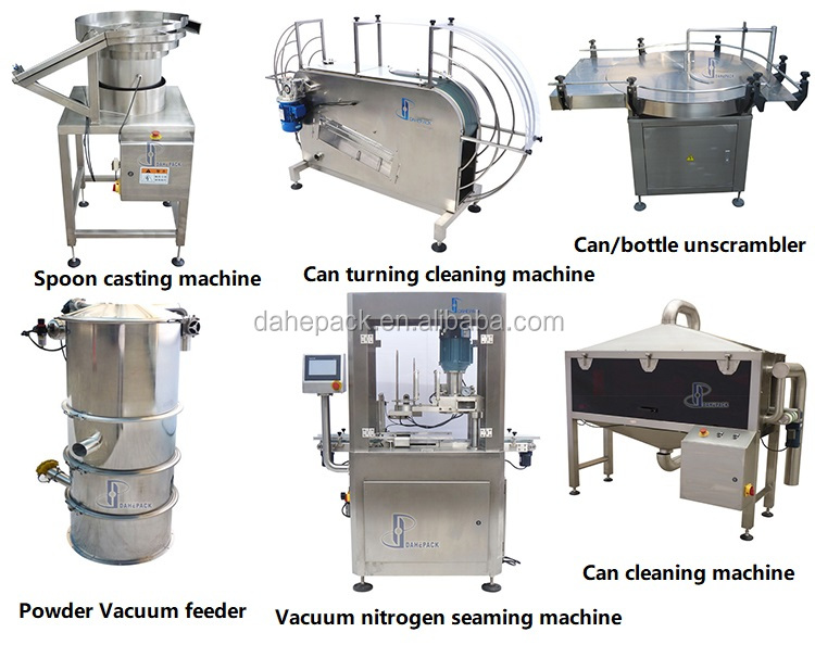 Milk Protein powder filling machine