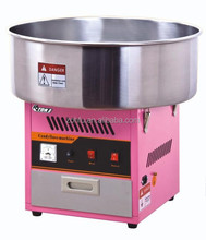 Hot sale industrial commercial stianless steel electric cotton candy floss machine/Mini home use cotton candy maker