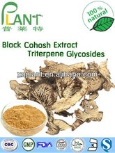 Free Samples Natural Black Cohosh Extract use for Decreasing the cholesterol and blood pressure