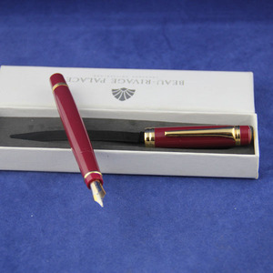 Jiangxin aluminum material fountain pen 14k for touch scrren tablets