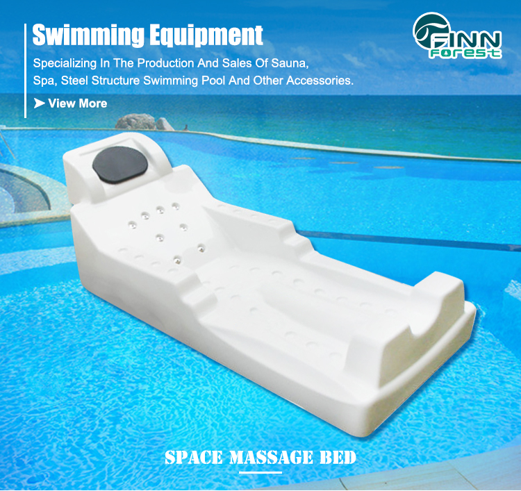 Cheap Big Endless Swim Spa Pool Hydraulic Acrylic Massage Chair