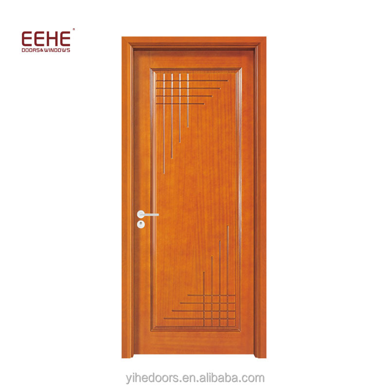 China direct import office solid wood doors timber flush door malaysia
