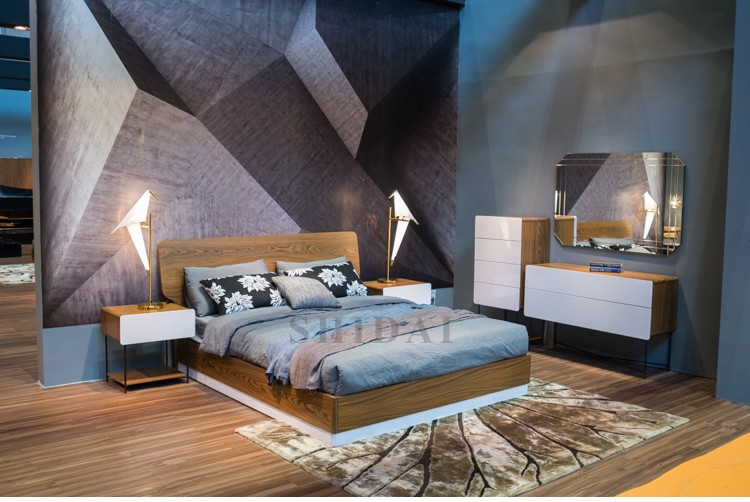 Wooden sex bed  double bed design furniture  latest double bed designs. Wooden sex bed  double bed design furniture  latest double bed