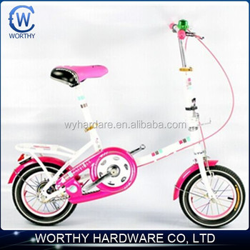 12inch Folding Push Bikes With Multi Colors In High Quality Made