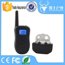Hot LCD Remote Dog Training Collar Shock Dog Range up to 300m