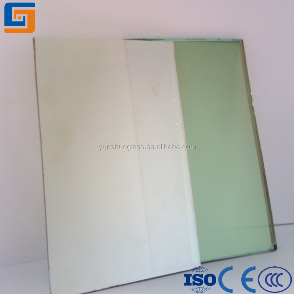 solar reflective glass for window(CE/ISO/CCC)