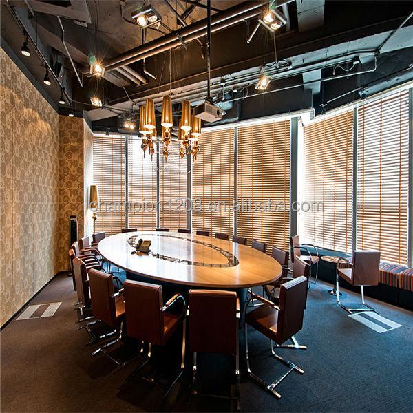 moderne b ro m bel ovalen konferenztisch tagungsraum m bel sets holztisch produkt id. Black Bedroom Furniture Sets. Home Design Ideas