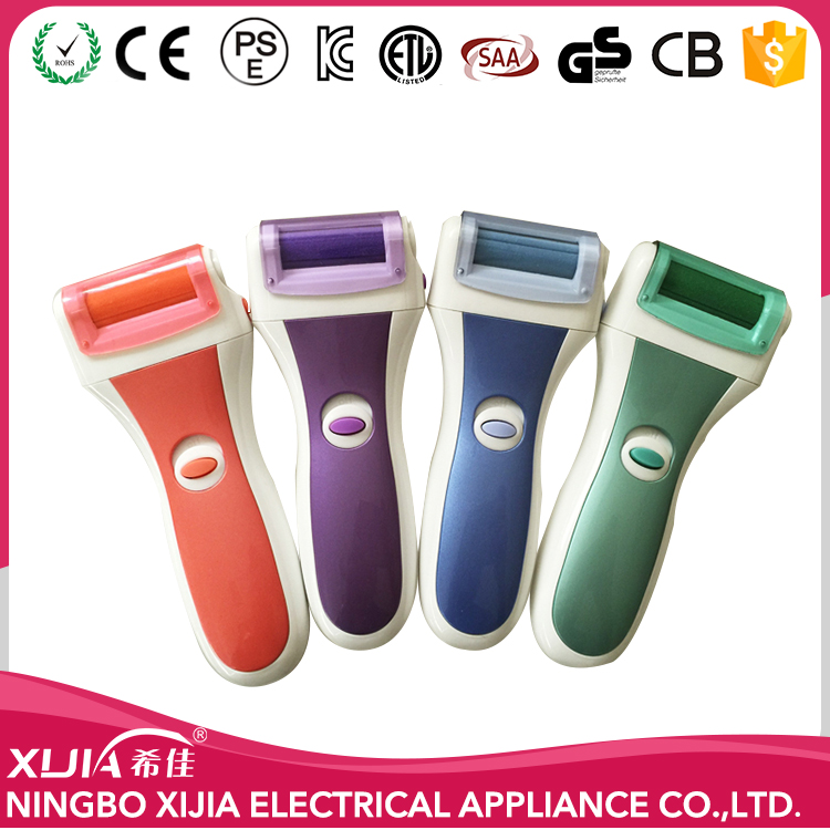 Alibaba Latest New design Electric callus remover pedicure tool