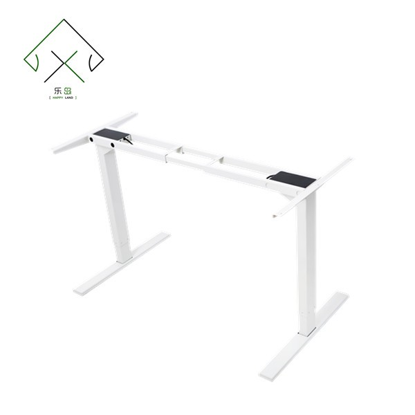 Malaysia new design uplift computer desk or table with adjust leg