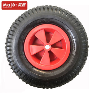 Air filled 13 inch toys cart trolley wheel pneumatic rubber tire for lawn mower