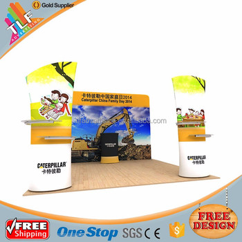 Portable Indoor trade show booth ideas for small budgets
