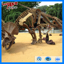 Shopping Mall High Quality Life size Dinosaur Skeleton