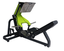 Hot selling Gym Equipment Fitness Linear Leg Press 45 degree Leg Press for leg Workout